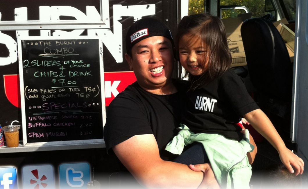Chef Phi and Youngest Employee